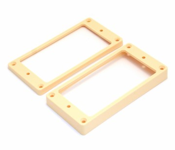 Humbucker frame curved crème - 2 stuks - Elementen en ...