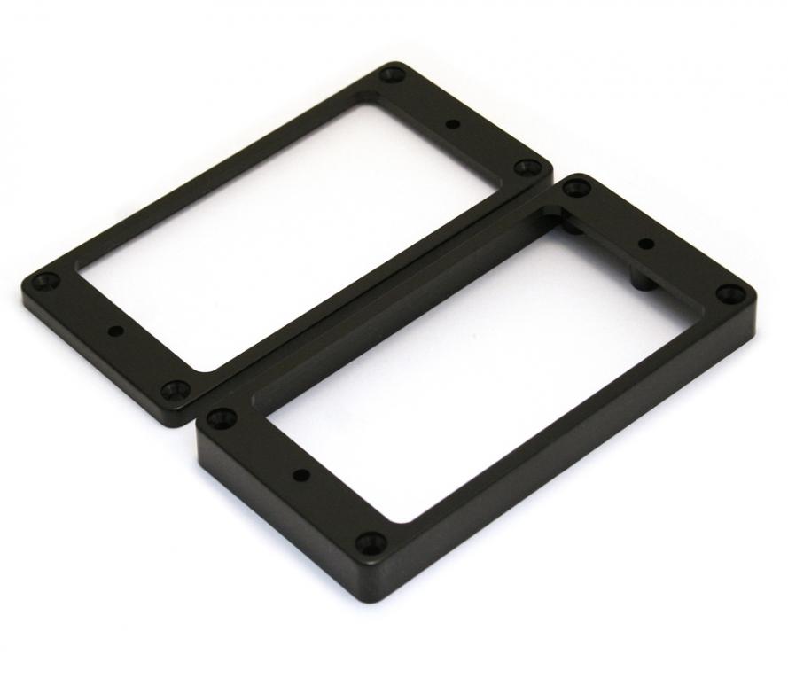 Humbucker frame flat zwart - 2 stuks - Elementen en ...